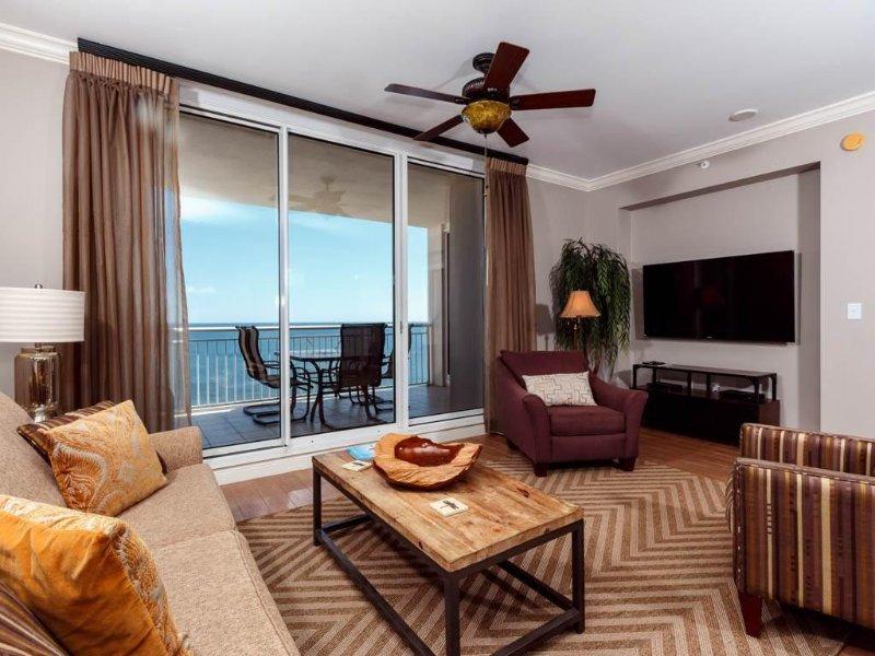 Indigo Condominiums E1705 - Image 1 - Perdido Key - rentals