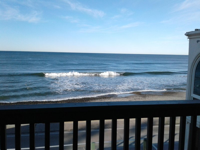 Cottage Charm gorgeous full ocean view on the strand Beach Front - Ps. 29:11 - Image 1 - Oceanside - rentals