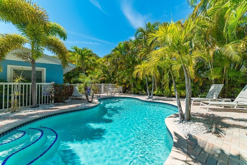 Pool 1 - BLUE LAGOON SOUTH - Anna Maria - rentals