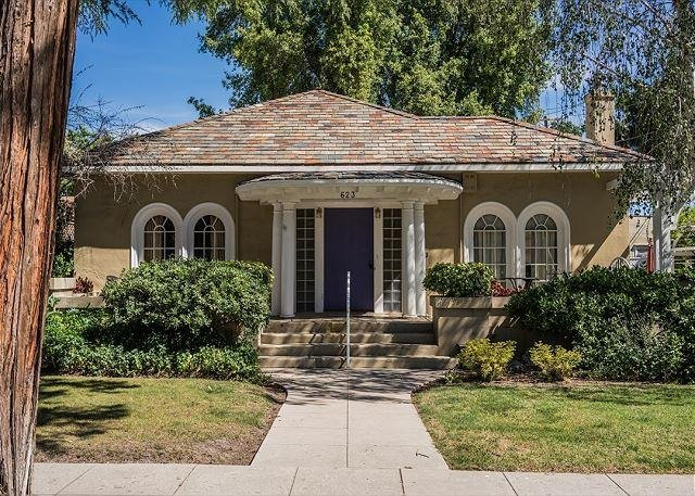 Jany House Updated Historic Home in Downtown Paso Robles - Image 1 - Paso Robles - rentals