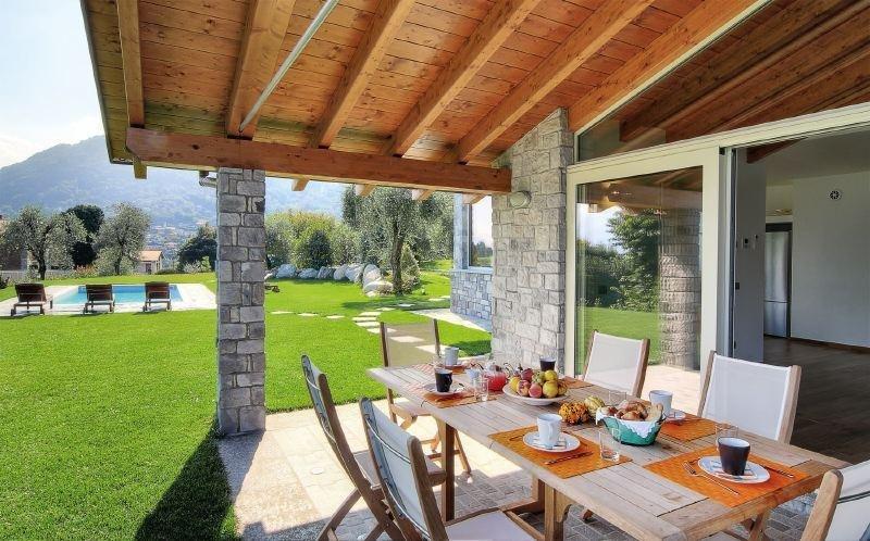 Beautiful Lake Como Villa overlooking Bellagio - Villa Luigia - Image 1 - Bellagio - rentals