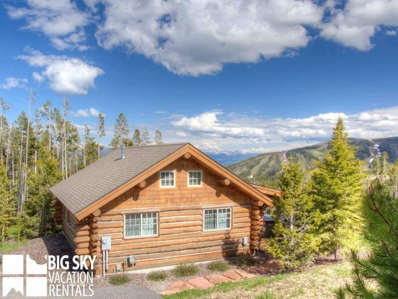Big Sky Moonlight Basin | Cowboy Heaven Cabin 15 Rustic Ridge - Image 1 - Big Sky - rentals