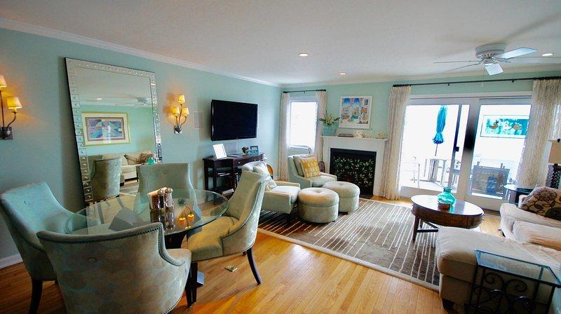 Beautiful Bayside  3 bedroom waterfront Townhome D16 - Image 1 - Ocean City - rentals