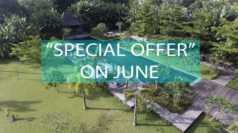 Serenity River Estate Villa, 6 Bedroom, feaute pool and gardens, chef, Canggu - Image 1 - Canggu - rentals