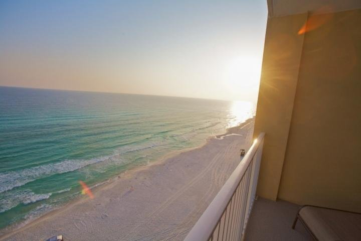 Beautiful Views from this 13th story unit! - 1306 Tropic Winds Resort - Panama City Beach - rentals
