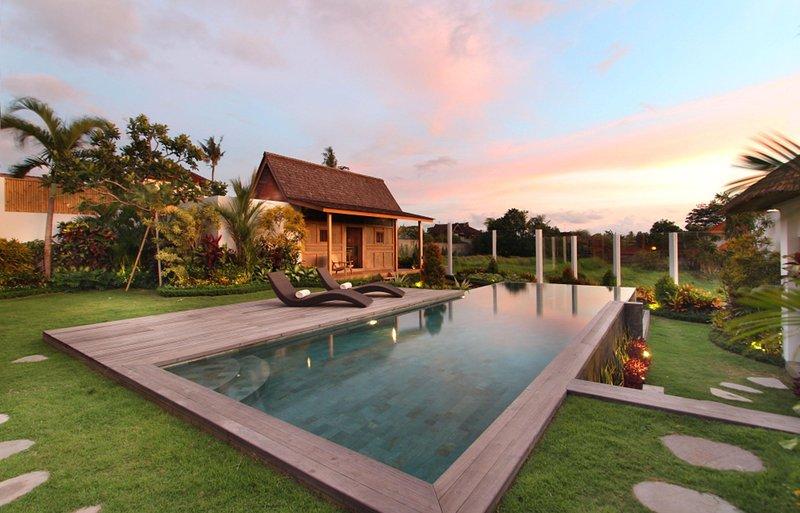 Villa Sebelah - #C16 5mn Central Seminyak Rice field view villa - Kerobokan - rentals