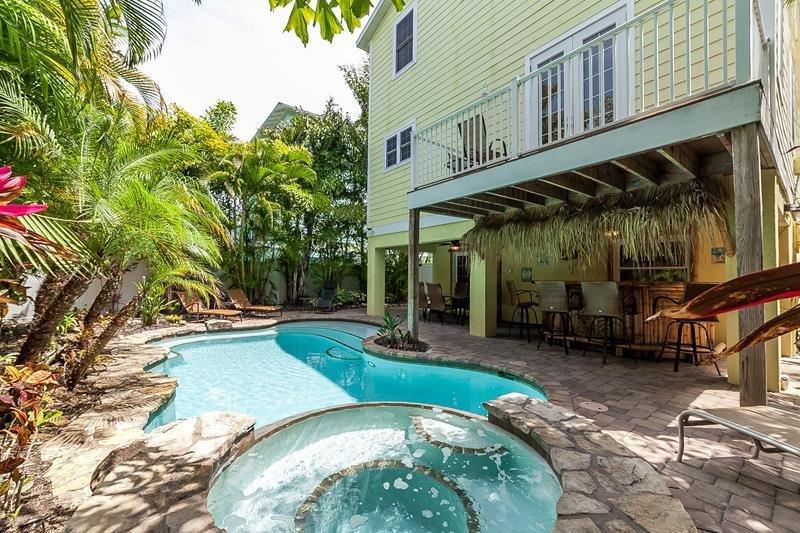 Pool 1 - ABSOLUTE PARADISE - Bradenton Beach - rentals