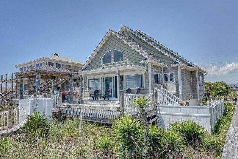 Oceanfront - Mo & Anita's - Surf City - rentals