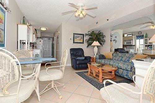 Building - San-a-Bel - 201 - North Myrtle Beach - rentals