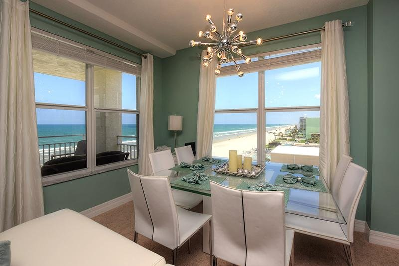 Oceanfront Luxury Vacation Condo @ Opus #504 - Image 1 - Daytona Beach Shores - rentals