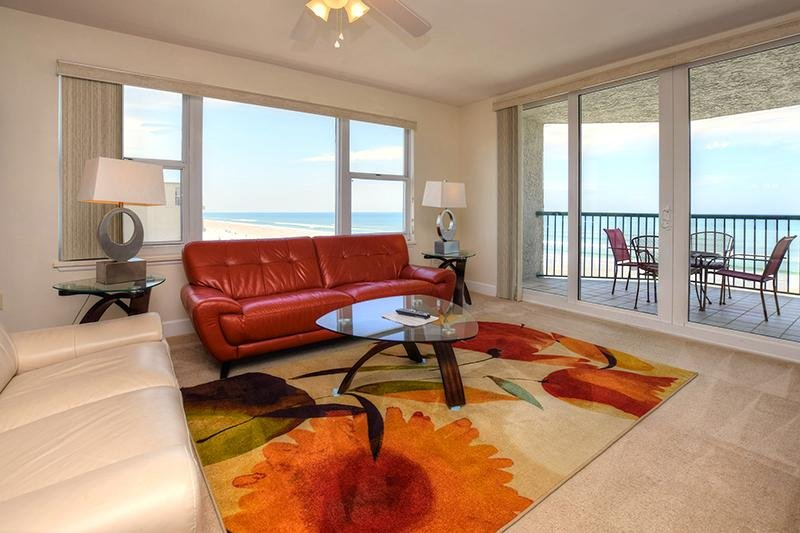 JUNE/JULY $PECIALS - TOWERS GRANDE CONDOMINIUM - OCEANFRONT - 3BR/3BA #503 - Image 1 - Daytona Beach Shores - rentals