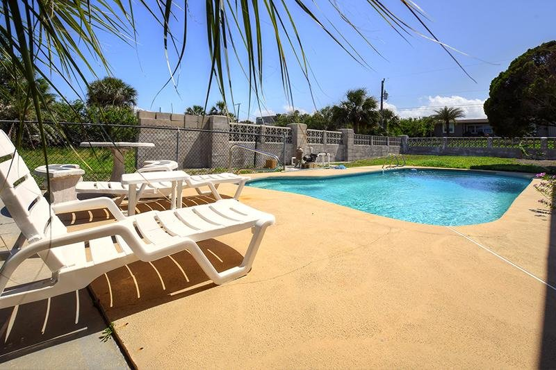 JUNE/JULY $PECIALS - LUXURY POOL HOME - STEPS FROM THE OCEAN - 3BR/2BA - #2836 - Image 1 - Daytona Beach - rentals