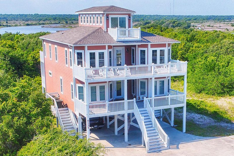 4137 Island Drive - Island Drive 4137 -5BR_SFH_OV_12 - North Topsail Beach - rentals