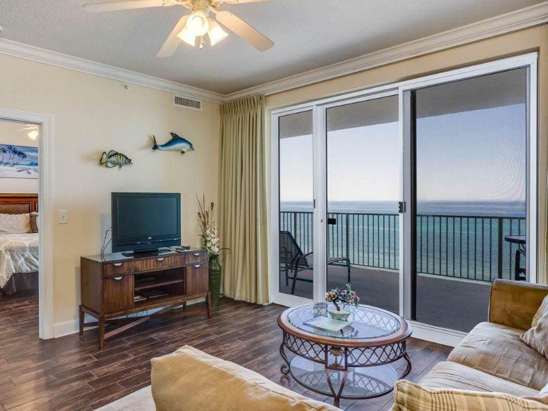 Ocean Reef 0805 - Image 1 - Panama City Beach - rentals