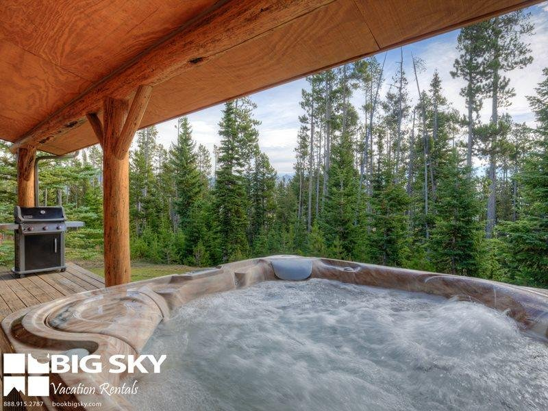 Big Sky Moonlight Basin | Cowboy Heaven Cabin 7 Rustic Ridge - Image 1 - Big Sky - rentals