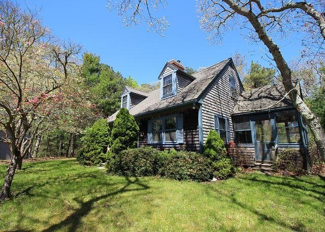 COMFORTABLE CAPE WITHA GREAT BRICK PATIO FOR RELAXING & ENTERTAINING - Image 1 - Edgartown - rentals