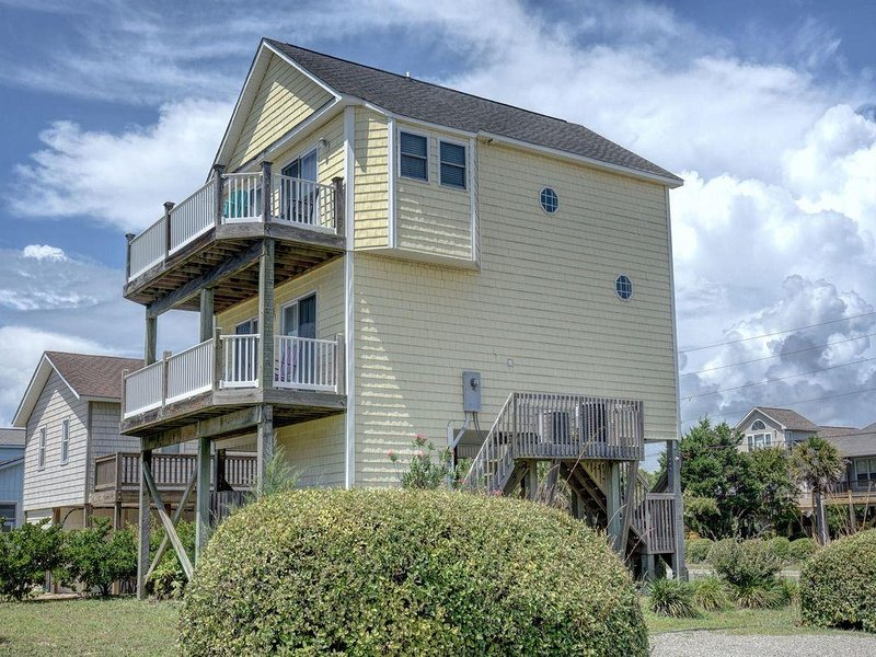 Starboard - Nice Ocean Views & Easy Beach Access!! - Starboard - Surf City - rentals
