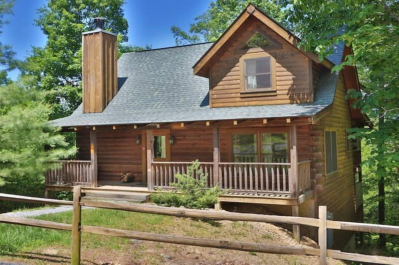 Bear Crossing - Image 1 - Sevierville - rentals