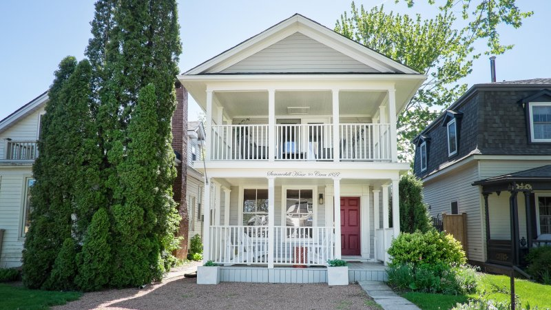 Welcome to Summerhill House - Summerhill House, old town charm! - Niagara-on-the-Lake - rentals