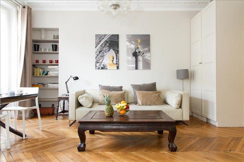 Francs-Bourgeois: Paris 3rd Arrondissement - Image 1 - Paris - rentals