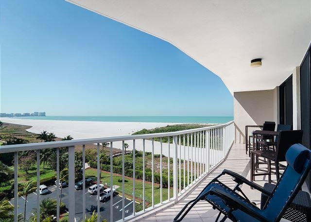 South Seas 3-807 - Best View on the Island! - Image 1 - Marco Island - rentals