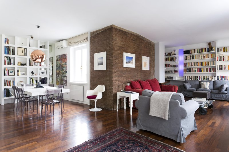 onefinestay - Via Angelo Brunetti private home - Image 1 - Rome - rentals