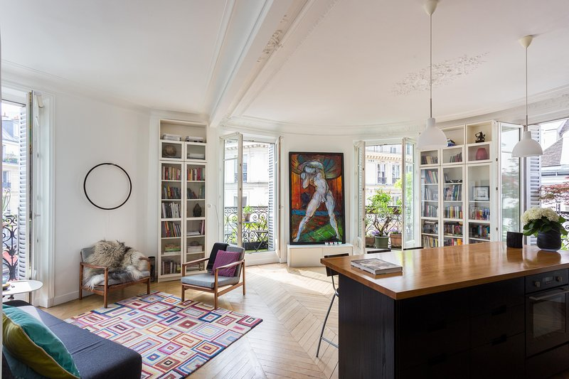 onefinestay - Rue des Halles  private home - Image 1 - Paris - rentals