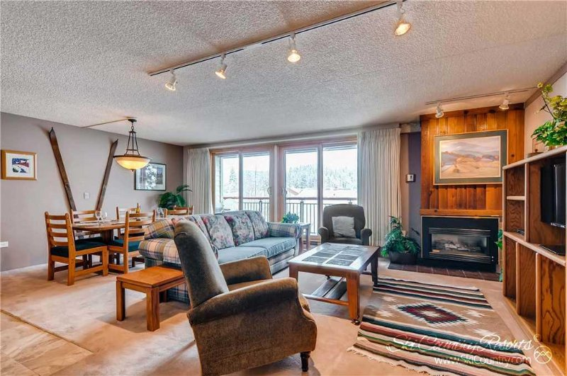 Trails End Condos 511 by Ski Country Resorts - Image 1 - Breckenridge - rentals
