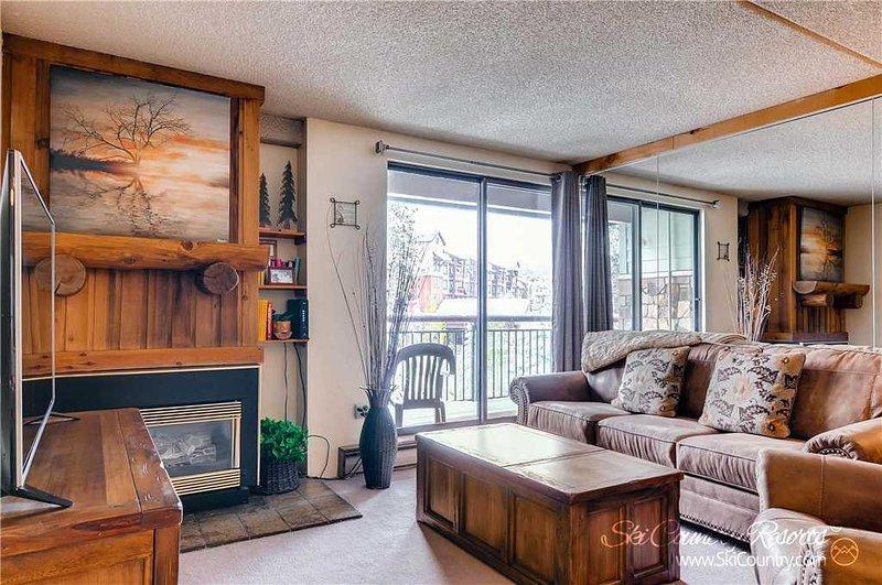 Trails End Condos 315 by Ski Country Resorts - Image 1 - Breckenridge - rentals