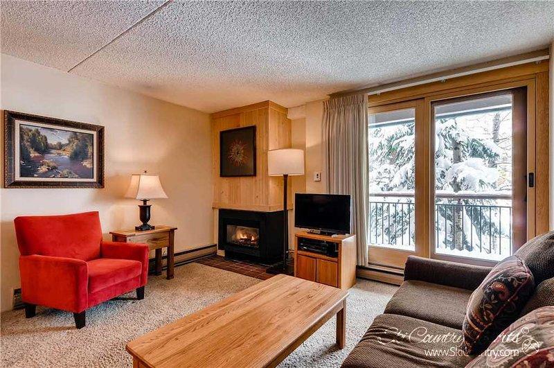 Trails End Condos 103 by Ski Country Resorts - Image 1 - Breckenridge - rentals