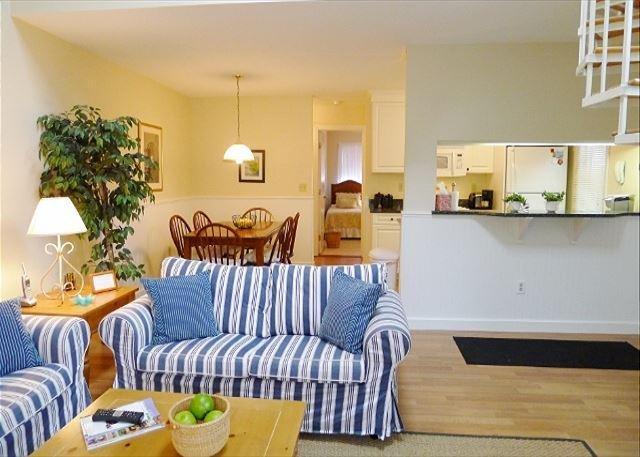 BEAUTIFULLY DESIGNED 2 BEDROOM PLUS LOFT , 2 BATH UNIT AT OCEAN EDGE RESORT - Image 1 - Brewster - rentals