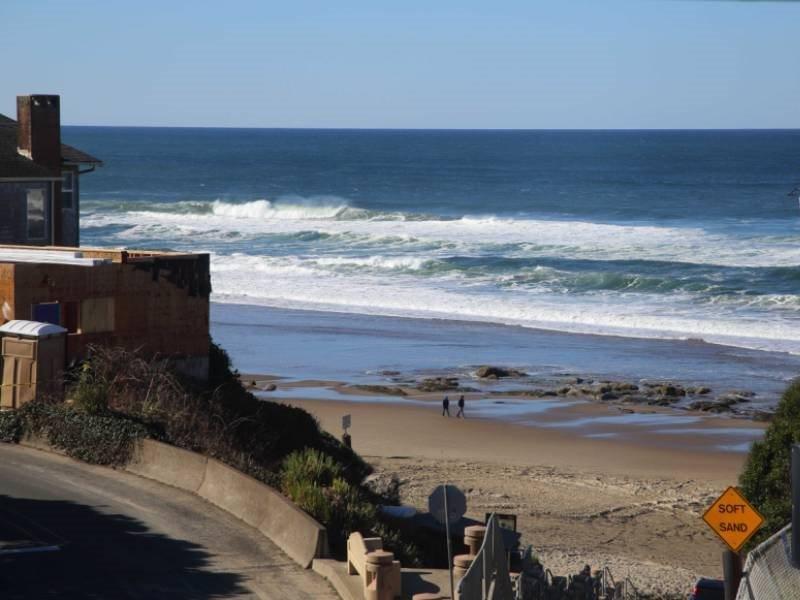 Ocean Way -  View of Beach Access - OCEAN WAY - Lincoln City - Lincoln City - rentals