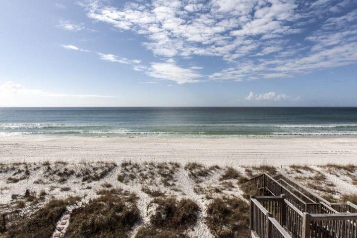 Beautiful Gulf front property - Emerald Winds - Panama City Beach - rentals