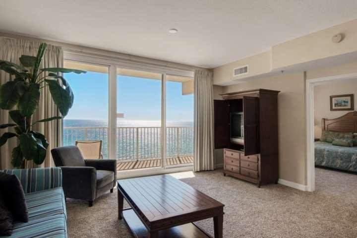 All the comforts of home away from home with a Gulf View - 1512 Shores of Panama - Panama City Beach - rentals