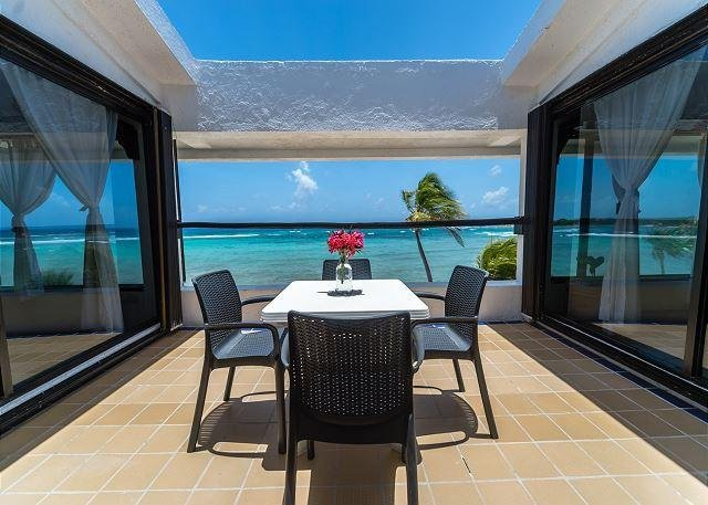 Yool Caanal #5 terrace - Penthouse Unit on the third floor with amazing views! - Akumal - rentals