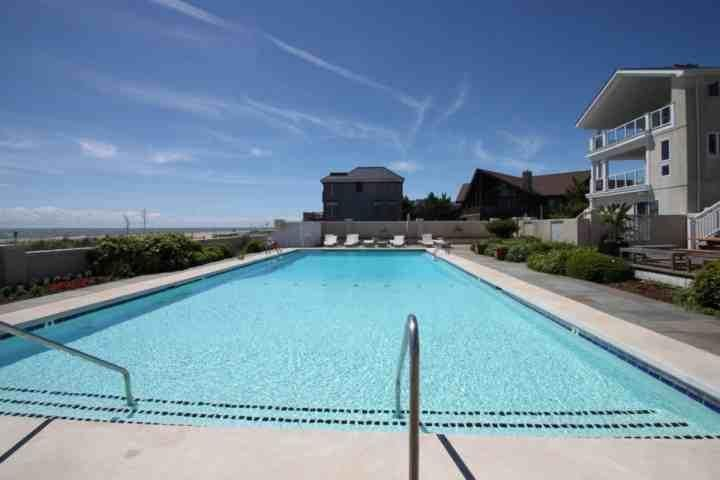 Enjoy this Stunning Second of Two Ocean Front Pools - Spectacular Major Remodel !!  2nd house to the Ocean Front with 2 Pools - Dewey Beach - rentals
