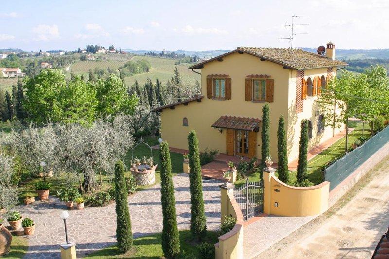 Villa Raffaela - Image 1 - Fayence - rentals
