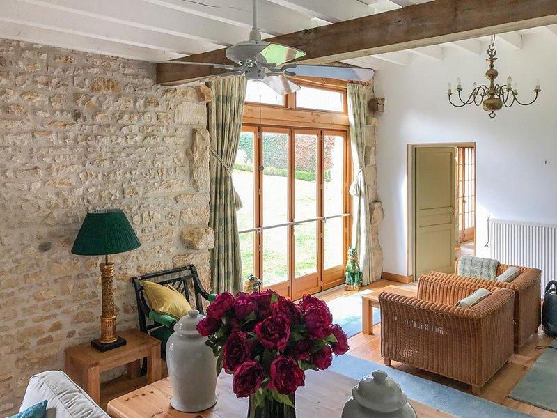 Maison Laroche - Image 1 - Ramatuelle - rentals