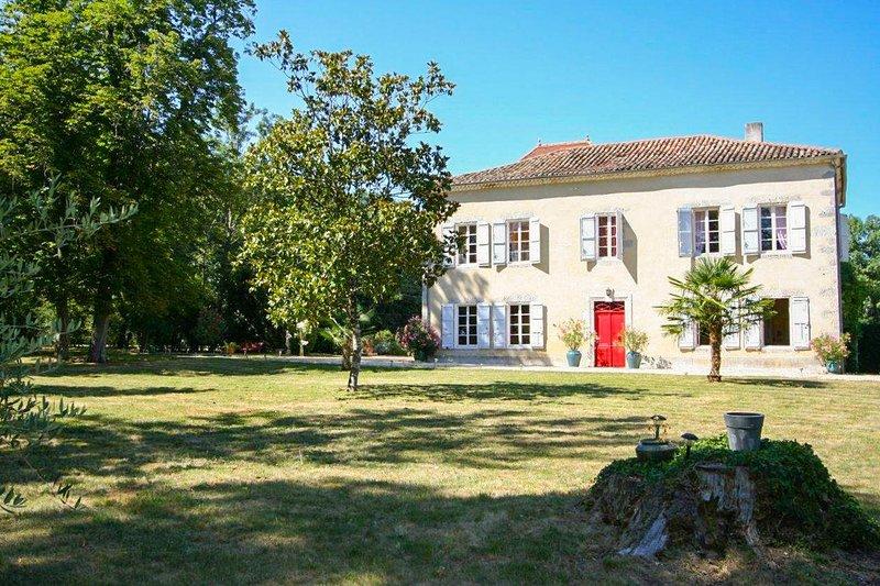 Chateau Lamantin - Image 1 - Cognac - rentals