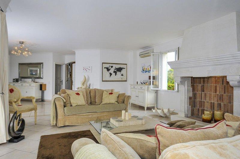 Vue Villa - Image 1 - Biot - rentals
