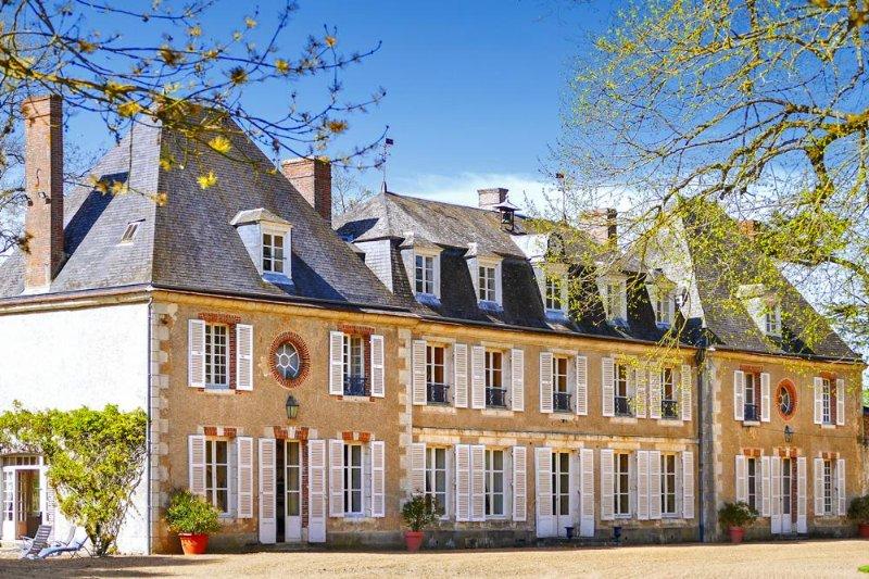 Chateau Giroux - Image 1 - Logron - rentals