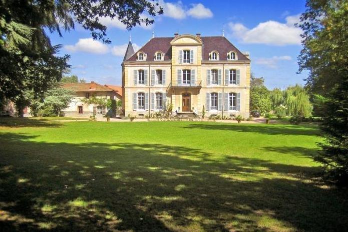 Chateau Les Bardants and Maison - Image 1 - Saint Bonnet des Quarts - rentals