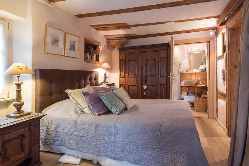 Luxury for 2 with 2 balconies - The Little Wolf **** - Image 1 - Riquewihr - rentals