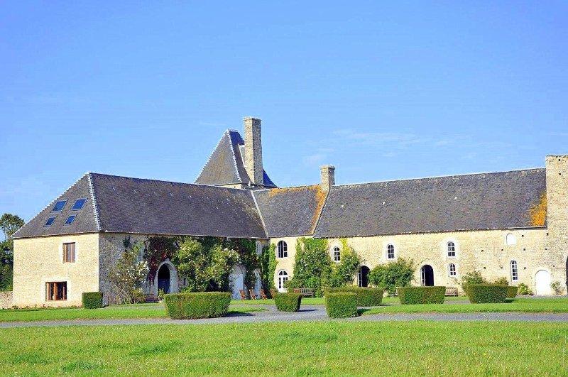 Le Chateau Normandie - Image 1 - Canchy - rentals