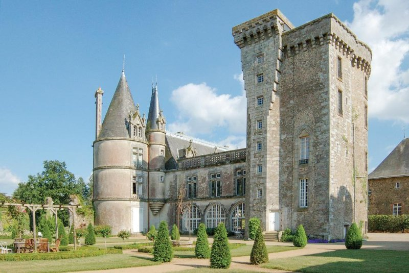 Chateau Flacelliere Keep - Image 1 - La Flocelliere - rentals