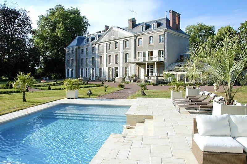 Chateau De Vezins - Image 1 - Trementines - rentals