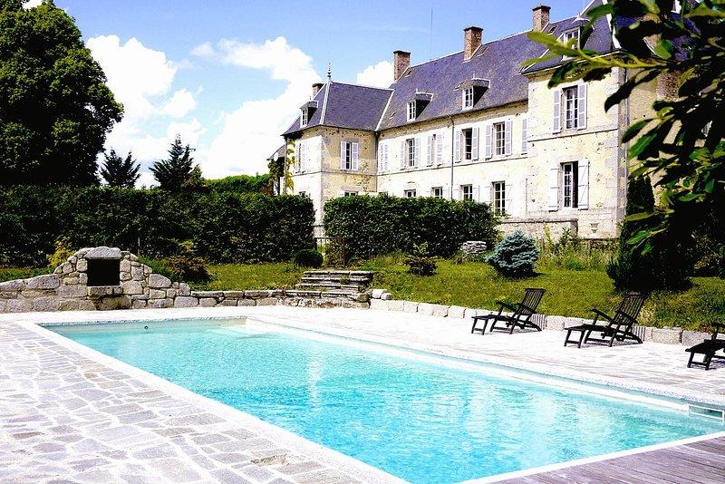 Chateau De Mouney - Image 1 - Le Compas - rentals