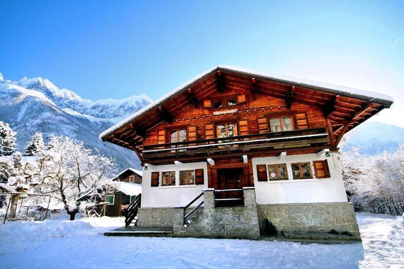 Chalet Poudreuse - Image 1 - Chamonix - rentals