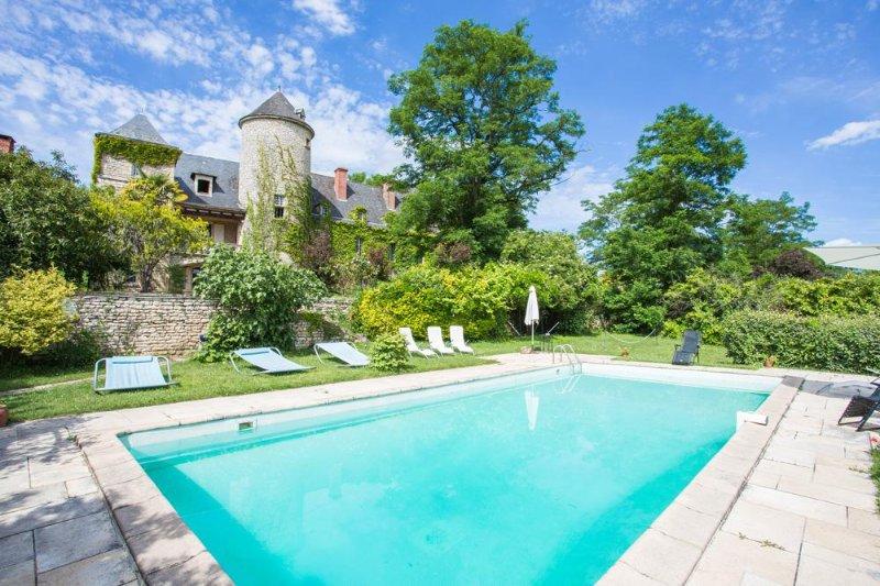 Chateau Cayrefour - Image 1 - Le Roc - rentals