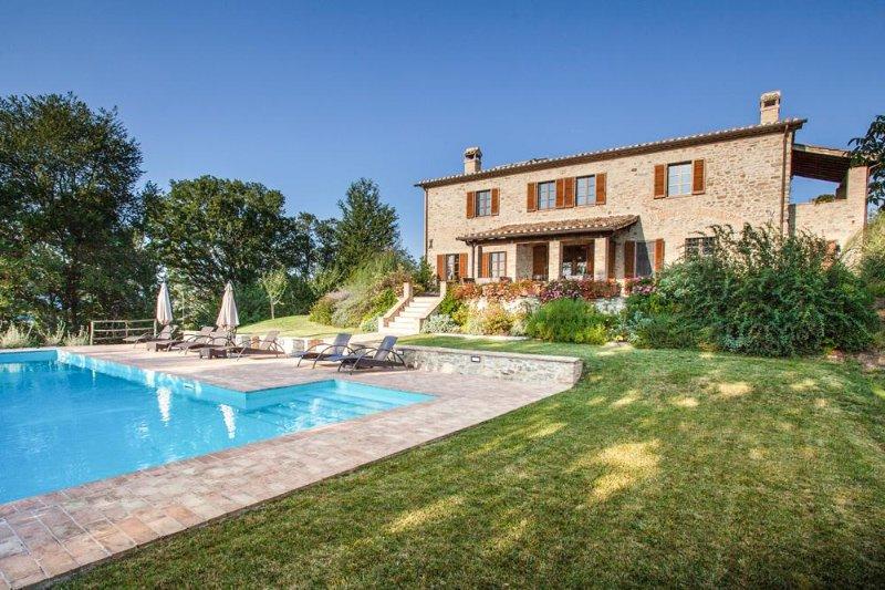 Villa Condotti - Image 1 - Umbertide - rentals